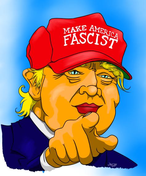 TrumpLizard